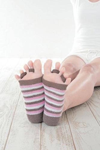 kakat purun 발의 피로를 풀어줄 편안한 양말 호호바오일 함유