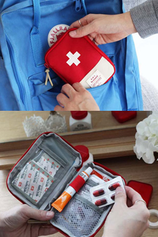 FIRST AID POUCH 구급파우치