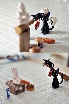 ★재입고! 마녀배달부 키키와 친구들 쌓기 놀이! 선물 용으로 좋아요♡