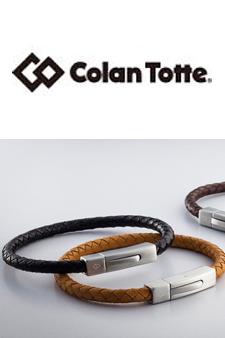 'Colantotte TAO Loop LEONE' 콜란토테 정품 자력 팔찌