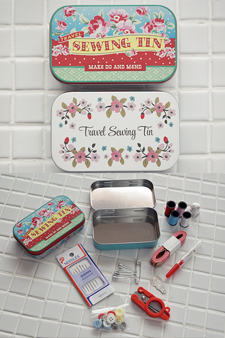 Travel Sewing Tin set ver.2